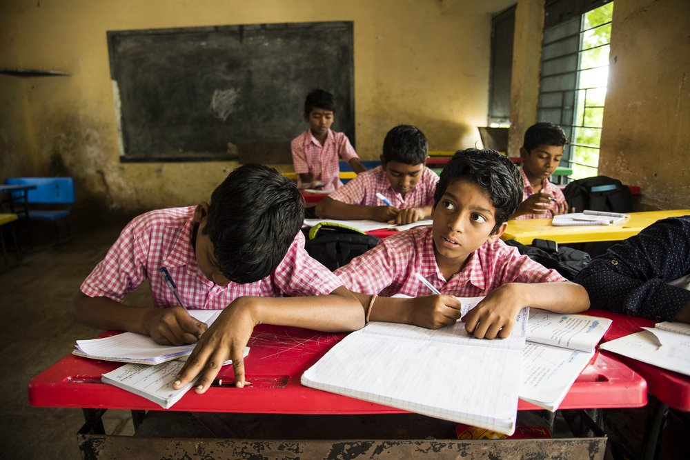 Why Being A Poor Child In India Sucks