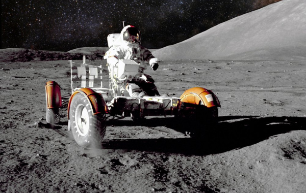 New Jersey professor recorded saying moon landing was fake: 'You didn't know that?'