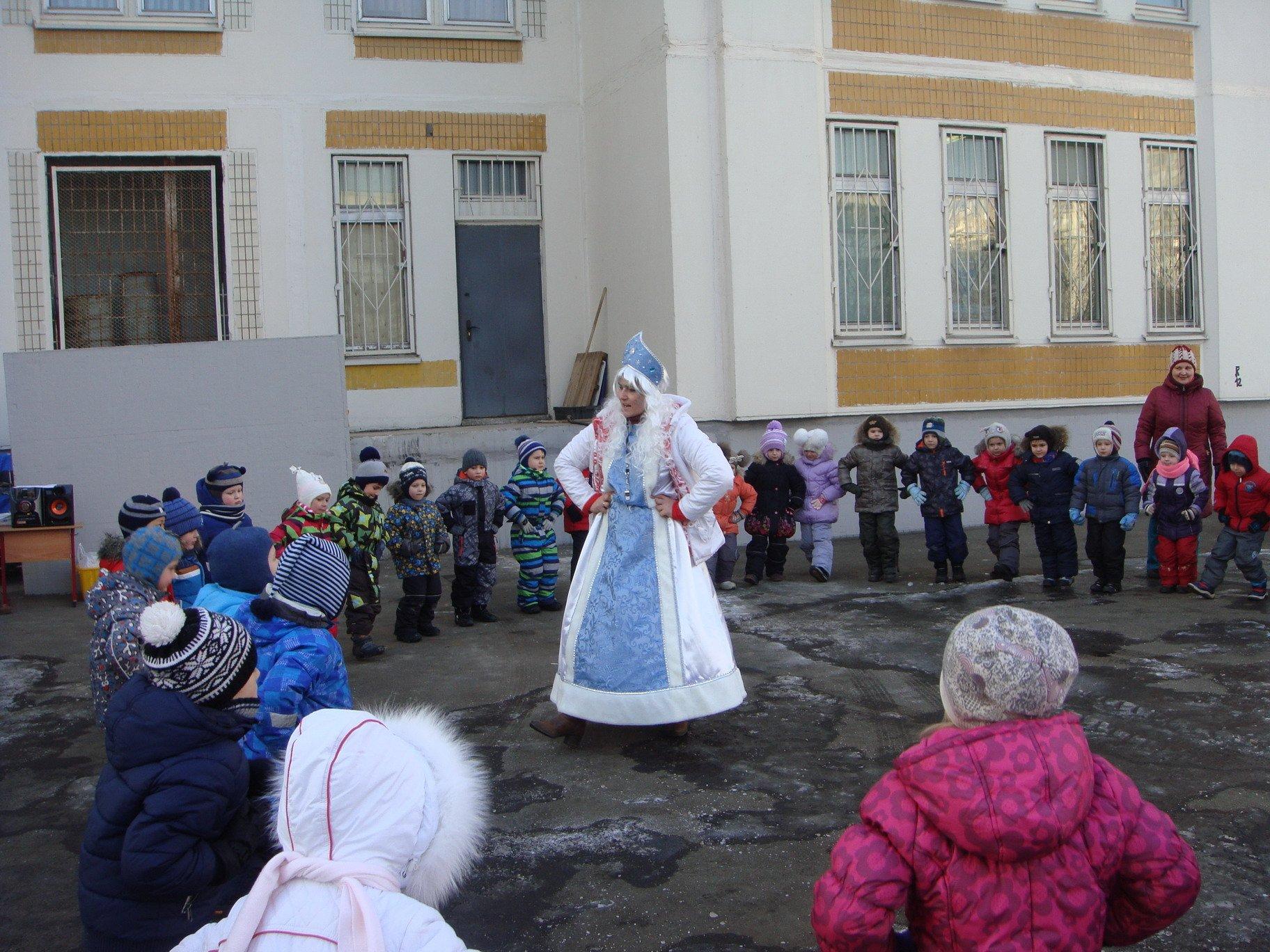 Детский сад N 1747, Москва Отзывы в рейтинге детских